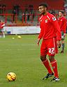 Ryan Johnson of Stevenage<br />  - Stevenage v Rotherham United - Sky Bet League 1 - Lamex Stadium, Stevenage - 16th November, 2013<br />  © Kevin Coleman 2013
