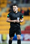 St Johnstone v Motherwell…..12.02.20   McDiarmid Park   SPFL<br />Referee Nick Walsh<br />Picture by Graeme Hart.<br />Copyright Perthshire Picture Agency<br />Tel: 01738 623350  Mobile: 07990 594431