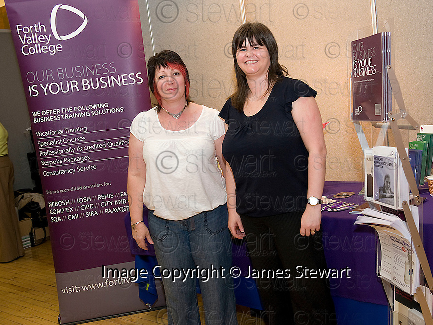 Falkirk Business Exhibition 2011<br /> Forth Valley College