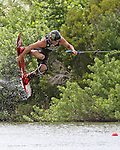 September 13, 2014:  Scenes from the WWA Wakeboard World Championships at Mills Pond Park in Fort Lauderdale, FL.  Men's  Professional Wakeboarder Danny Harf USA. Liz Lamont/ESW/CSM