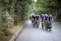 Team Deceuninck QuickS Step in front.<br /> <br /> 99th Brussels Cycling Classic 2019<br /> One Day Race: Brussels > Brussels 189.4km<br /> <br /> ©kramon