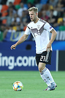 Arne Maier of Germany in action<br /> Udine 17-06-2019 Stadio Friuli <br /> Football UEFA Under 21 Championship Italy 2019<br /> Group Stage - Final Tournament Group B<br /> Germany - Denmark<br /> Photo Cesare Purini / Insidefoto