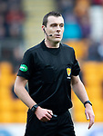 St Johnstone v AberdeenÖ23.02.19Ö  McDiarmid Park    SPFL<br /> Referee Euan Anderson<br /> Picture by Graeme Hart. <br /> Copyright Perthshire Picture Agency<br /> Tel: 01738 623350  Mobile: 07990 594431
