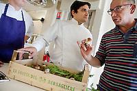 Restaurant Mirazur, Menton, France, 18 September 2013
