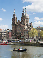 Nikolaikirche Sint Nicolaaskerk, Amsterdam, Provinz Nordholland, Niederlande<br /> Nikolai church Sint Nicolaaskerk, Amsterdam, Province North Holland, Netherlands