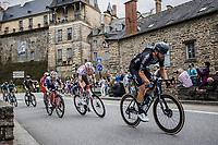 Joris Nieuwenhuis (NED)<br /> <br /> Stage 4 from Redon to Fougéres (150.4km)<br /> 108th Tour de France 2021 (2.UWT)<br /> <br /> ©kramon