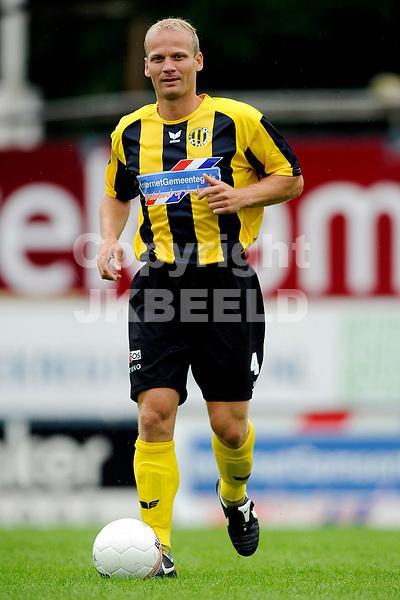 voetbal bv veendam seizoen 2008-2009 08-07-2008 gerard wiekens..