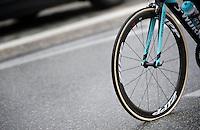 running on empty for Zdenek Stybar (CZE)<br /> <br /> Omloop Het Nieuwsblad 2014