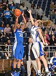 Summit vs. Lindal (Varsity Basketball Playoffs)