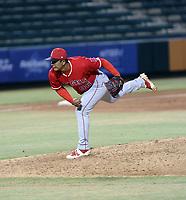 Emmanuel Duran - 2021 Arizona League Angels (Bill Mitchell)