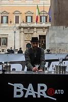 15.12.2020 - Fermi Noi Fermi Tutti - Hospitality Industry National Demo Outside Parliament