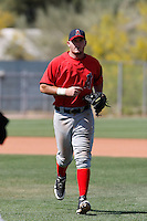 Matt Sweeney - Los Angeles Angels - 2009 spring training.Photo by:  Bill Mitchell/Four Seam Images