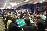 A view of the poker room