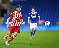 16th March 2021; Cardiff City Stadium, Cardiff, Glamorgan, Wales; English Football League Championship Football, Cardiff City versus Stoke City; Tommy Smith of Stoke City