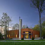 Catholic Campus Ministry's St. John Bosco Chapel at Wright State University