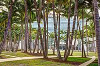 Miami, Florida.  New World Center, South Beach.
