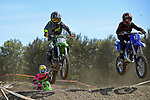 NELSON, NEW ZEALAND - 2021 Mini Motocross Champs: 2.10.21, Saturday 2nd October 2021. Richmond A&P Showgrounds, Nelson, New Zealand. (Photos by Barry Whitnall/Shuttersport Limited) 86 19
