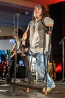 Martin Deschamps en spectacle, le 4 juillet 2013, a LaPrairie<br /> <br /> <br /> PHOTO :  Agence Quebec Presse