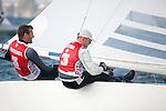 Bow n: 3, Skipper: Mateusz Kusznierewicz, Crew: Dominik Zycki, Sail n: POL