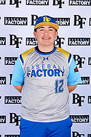 Matt Malloy (12) of Westminster High School in Westminster, California during the Baseball Factory All-America Pre-Season Tournament, powered by Under Armour, on January 12, 2018 at Sloan Park Complex in Mesa, Arizona.  (Mike Janes/Four Seam Images)