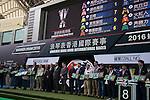 SHA TIN,HONG KONG-DECEMBER 08: 12-08-16 LONGINES Hong Kong Vase Barrier Draw at Sha Tin Racecourse on December 8,2016 in Sha Tin,New Territories,Hong Kong (Photo by Kaz Ishida/Eclipse Sportswire/Getty Images)