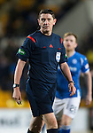 St Johnstone v Partick Thistle…02.03.16  SPFL McDiarmid Park, Perth<br />Referee Craig Thomson<br />Picture by Graeme Hart.<br />Copyright Perthshire Picture Agency<br />Tel: 01738 623350  Mobile: 07990 594431