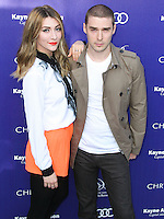 BRENTWOOD, LOS ANGELES, CA, USA - JUNE 07: Amy Renee Heidemann, Nick Noonan, Karmin at the 13th Annual Chrysalis Butterfly Ball held at Brentwood County Estates on June 7, 2014 in Brentwood, Los Angeles, California, United States. (Photo by Xavier Collin/Celebrity Monitor)