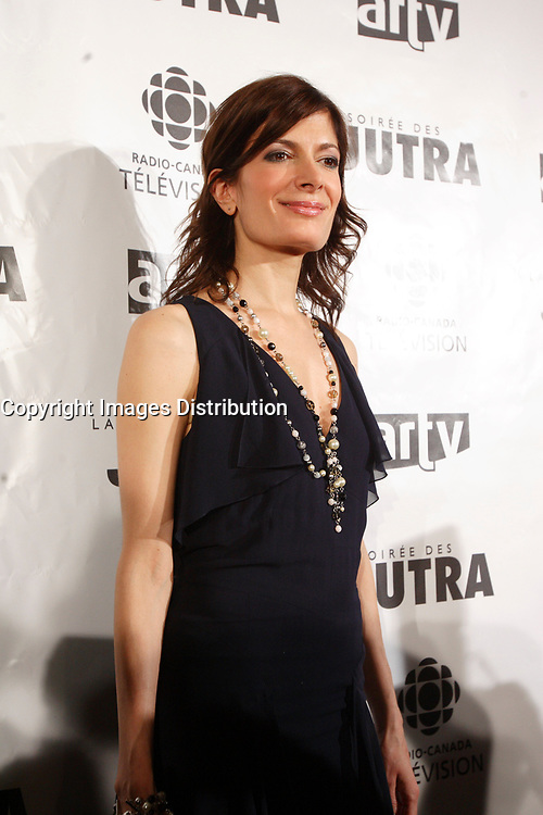 Anne-Marie Cadieux, dressed by Chanel<br />