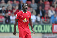 Omar Beckles of Leyton Orient during Leyton Orient vs Oldham Athletic, Sky Bet EFL League 2 Football at The Breyer Group Stadium on 11th September 2021