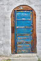 Old door. Tucson. Arizona