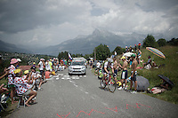 Markel Irizar (ESP/Trek-Segafredo)<br /> <br /> Stage 18 (ITT) - Sallanches › Megève (17km)<br /> 103rd Tour de France 2016