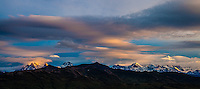 Sunrise, Alaska Range