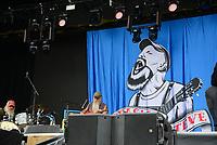FESTIVAL LOLLAPALOOZA PARIS 2017<br /> Seasick Steve # 1ER FESTIVAL LOLLAPALOOZA PARIS 2017