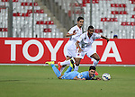 Riffa vs Kuwait SC during the 2015 AFC Cup 2015 Group D match on May 13, 2015 at the National Stadium in Manama, Bahrain. Photo by Adnan Hajj / World Sport Group