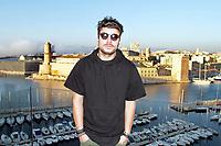 Kev Adams - ConfÈrence de presse pour l'avant-premiËre du film 'Gangsterdam' ‡ Marseille, France, 16/03/2017. # CONFERENCE DE PRESSE DU FILM 'GANGSTERDAM' A MARSEILLE