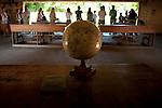 World Globe Display at Woodland Park Zoo