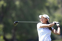 STANFORD, CA - APRIL 23: Alisha Lau at Stanford Golf Course on April 23, 2021 in Stanford, California.