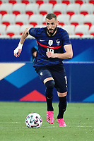 Karim Benzema (France)<br /> Uefa European friendly football match between France and Wales at Allianz Riviera stadium in Nice (France), June 2nd, 2021. Photo Norbert Scanella / Panoramic / Insidefoto <br /> ITALY ONLY