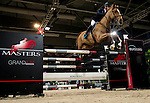 Julien Epaillard of France riding Cristallo A LM in action during the Longines Grand Prix as part of the Longines Hong Kong Masters on 15 February 2015, at the Asia World Expo, outskirts Hong Kong, China. Photo by Victor Fraile / Power Sport Images