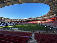 Innenraum - Stuttgart 05.09.2021: Deutschland vs. Armenien, Mercedes-Benz Arena Stuttgart