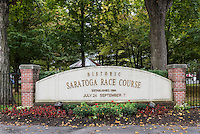 Historic Saratogsa Race Course, Saratoga Springs, New York, USA