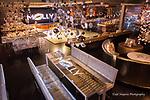 Loading Dock Decor - A Metallic Bat Mitzvah<br /> <br /> Planner:  Monique Banks<br /> Decor:  Carolyn Dempsey