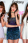 """Sae-Bom(Nature), May 19, 2019 : K-Culture festival """"KCON 2019 JAPAN"""" at the Makuhari Messe Convention Center in Chiba, Japan. (Photo by Pasya/AFLO)"""