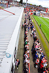 Doncaster Rovers 1 Manchester City 1 (aet) Doncaster win 3-0 on pens, 21/09/2005. Belle Vue, Carling Cup. Photo by Simon Gill.