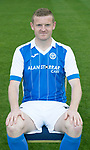 St Johnstone FC Season 2017-18 Photocall<br />Brian Easton<br />Picture by Graeme Hart.<br />Copyright Perthshire Picture Agency<br />Tel: 01738 623350  Mobile: 07990 594431