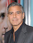 George Clooney at The Columbia Pictures' L.A. Premiere of The Ides of March held at The Academy of Motion Picture Arts & Sciences  in Beverly Hills, California on September 27,2011                                                                               © 2011 Hollywood Press Agency
