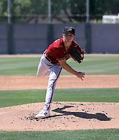 Drey Jameson - Arizona Diamondbacks 2021 spring training (Bill Mitchell)