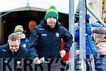 Kerry Manager Peter Keane during the Allianz Football League Division 1 Round 4 match between Kerry and Meath at Fitzgerald Stadium in Killarney, on Sunday.