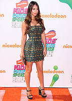 WESTWOOD, LOS ANGELES, CA, USA - JULY 17: Megan Fox at the Nickelodeon Kids' Choice Sports Awards 2014 held at UCLA's Pauley Pavilion on July 17, 2014 in Westwood, Los Angeles, California, United States. (Photo by Xavier Collin/Celebrity Monitor)