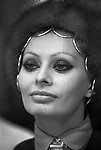SOFIA LOREN    ROMA 1970